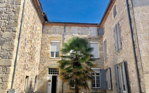 Casteljaloux - Coeur historique
