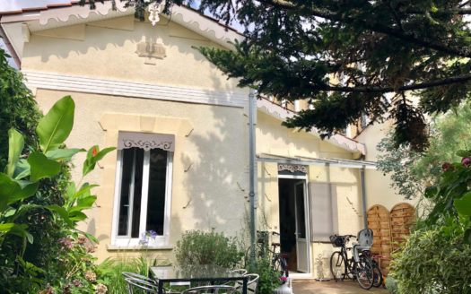 Maison Jardin Primrose Parc Bordelais
