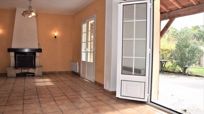 Maison 7 pièces 152m² terrain 615m²